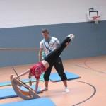 Training mit Daniel Kaiser